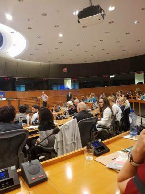 Il comitato UGDA al Parlamento Europeo